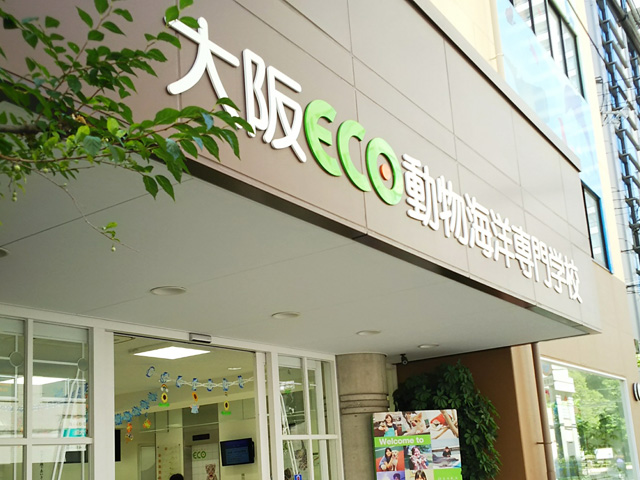 ドッグライフカウンセラー 大阪ECO動物海洋学校