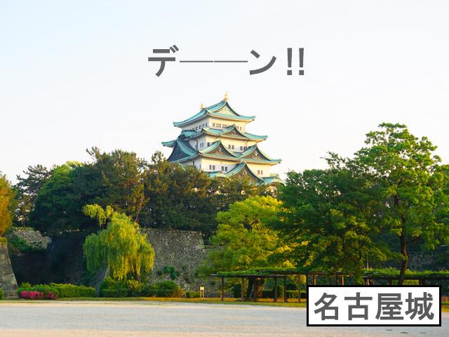名城公園 名古屋城